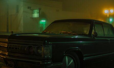 Jeden z vozů hry Grand Theft Auto.