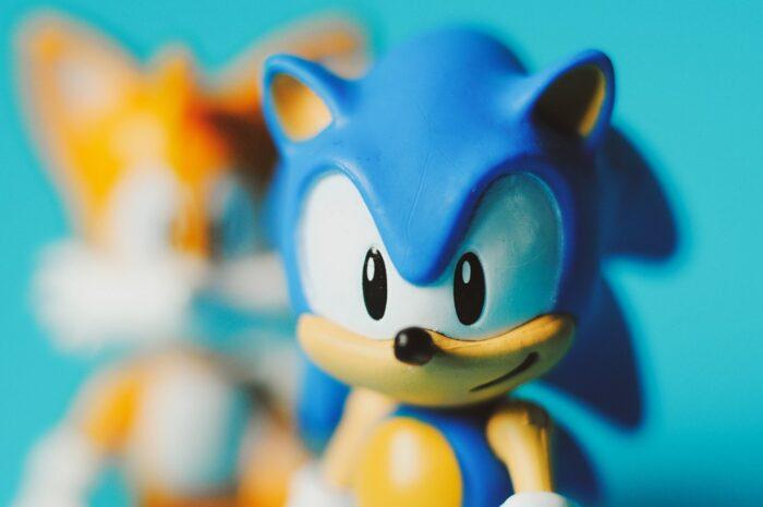 Sonic – modrý ježek z vydavatelství Sega