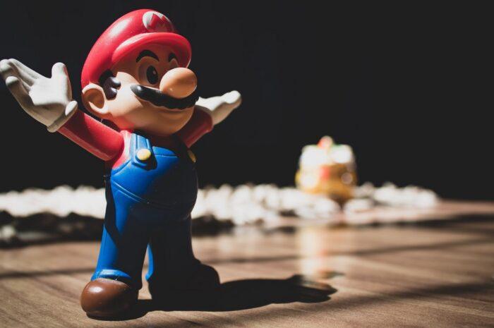 Super Mario je jednou z nejprodávanějších her světa