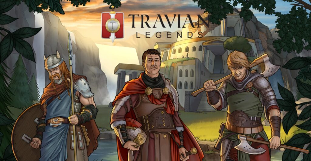 Hra Travian