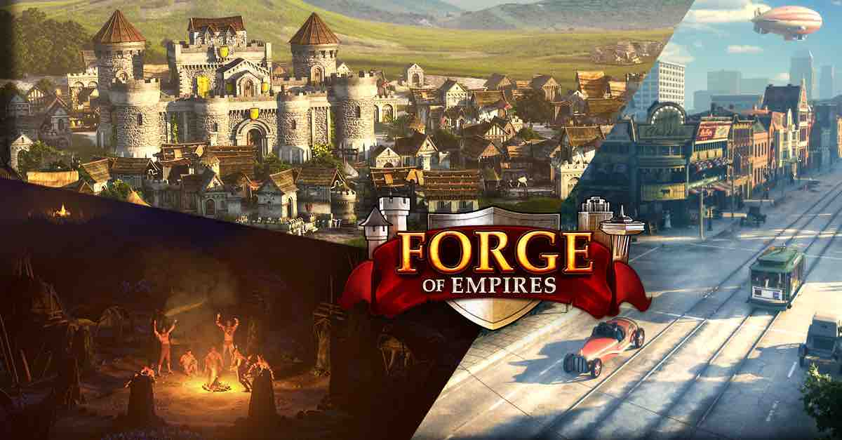 Hra Forge of Empires