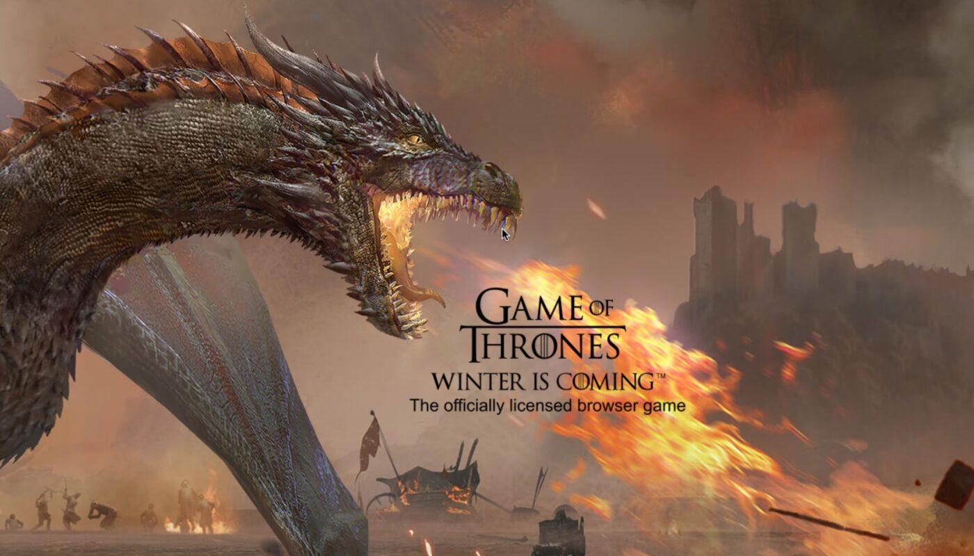 Hra Game of Thrones