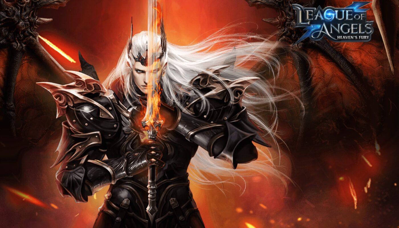 Hra League Of Angels - Heaven's Fury