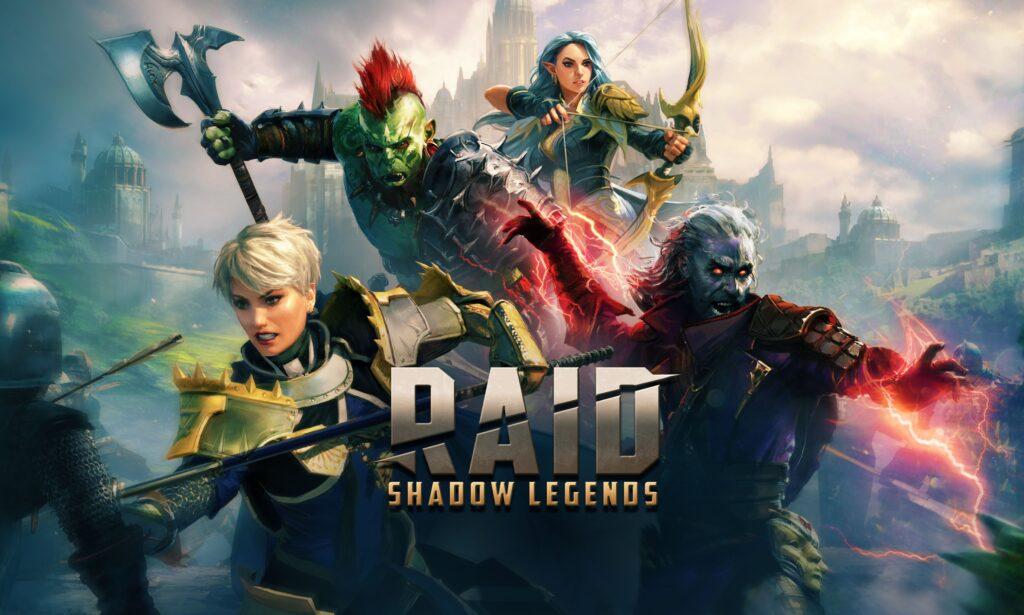 Hra Raid Shadow Legends